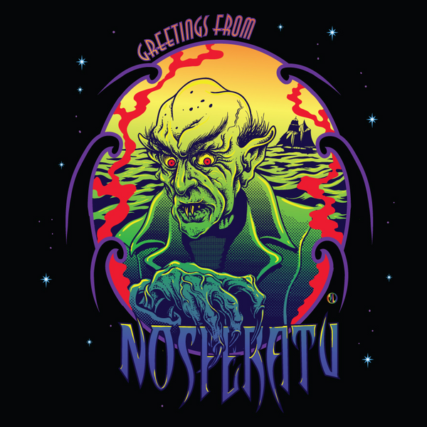 Nosferatu Stickers