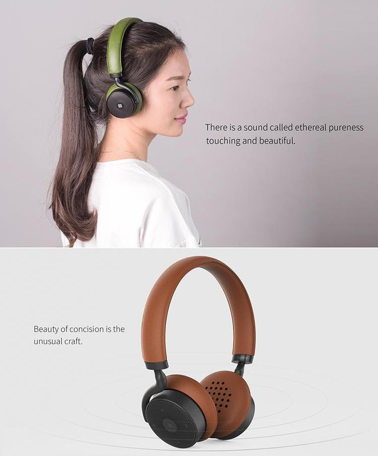 M-Wave MW-300 || Wireless Headphone With Touch Controls
