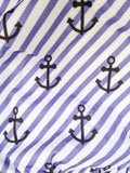 Modern Cloth Nappy- Sailor Sam