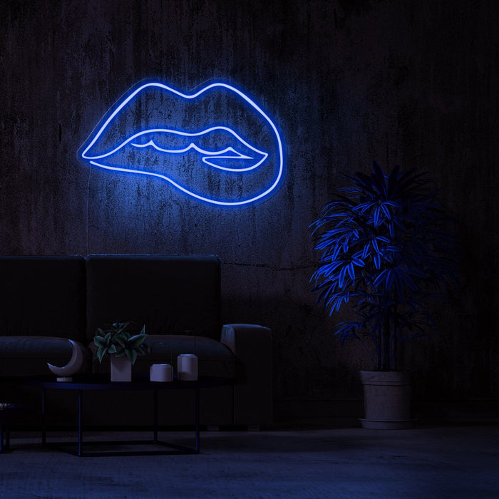 Irresistible Neon Sign