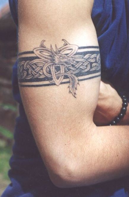 Spotlight On Armband Tattoos And Their Meanings Easy Ink
