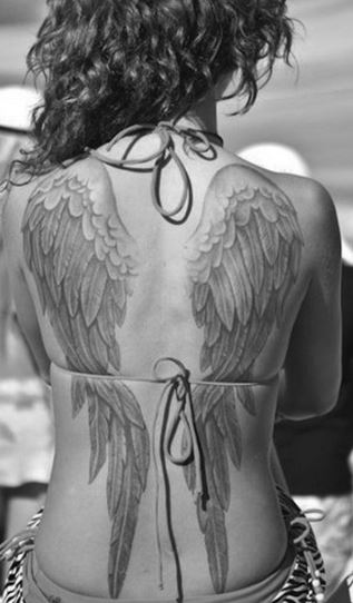 Elevate Yourself With Our New Temporary Wing Tattoo Easy Ink