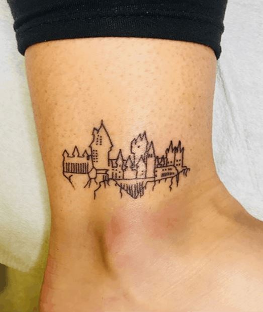 Absolutely Magical Tattoos Inspired By Harry Potter Easy Ink
