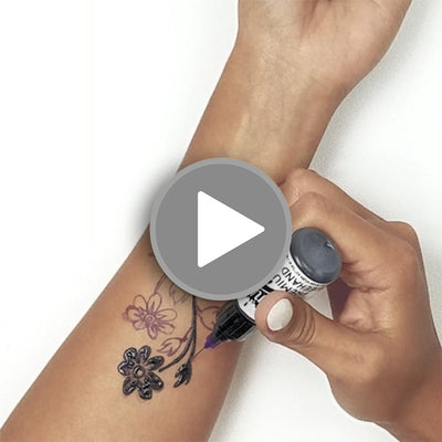 Semi-Permanent Tattoo Freehand Ink - Full Kit - easy.ink™