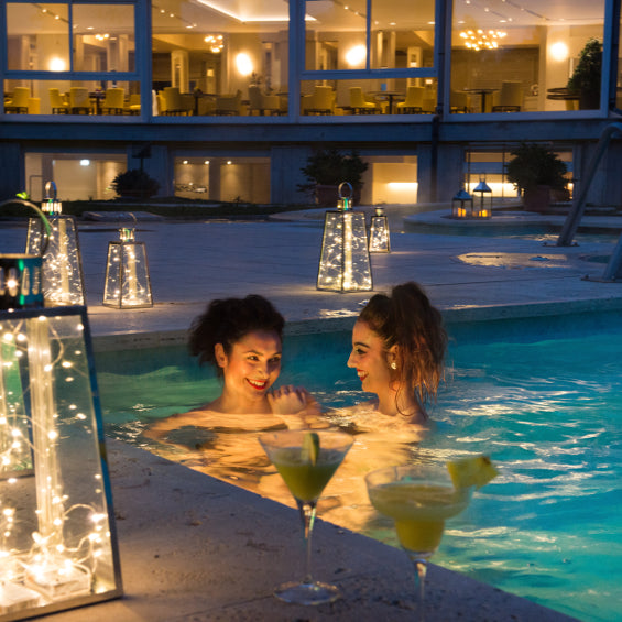 DAY SPA Night + Aperitivo Gourmet