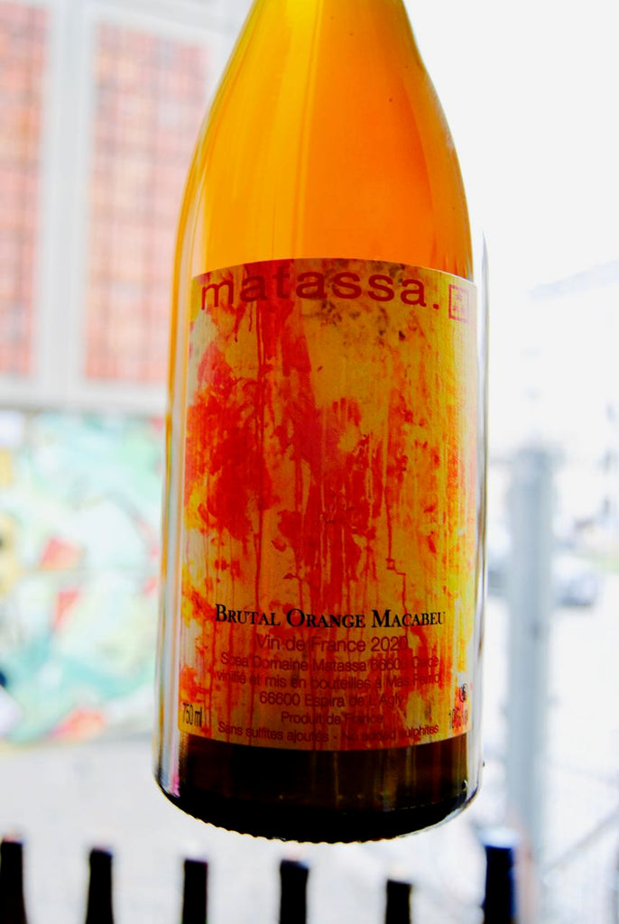 Brutal Orange '20, Matassa