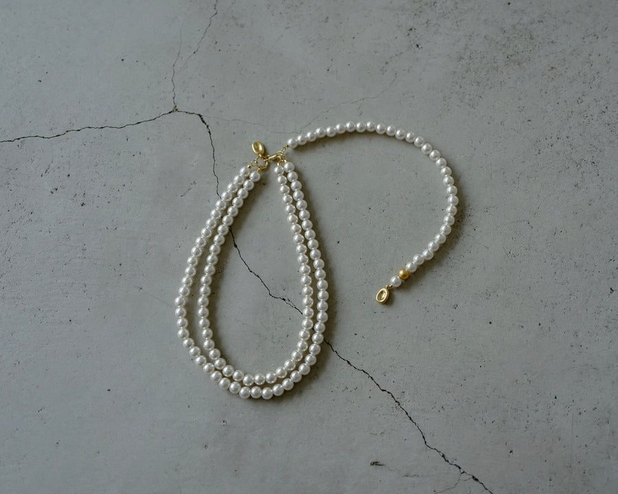 2.55 PEARL NECKLACE *BEST BUY*