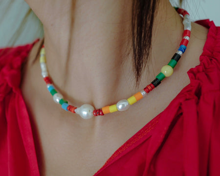 Rainbow Necklace *BEST BUY*