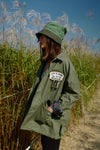 """LIFE IS GOOD ""Green Military Jacket *BEST BUY*"