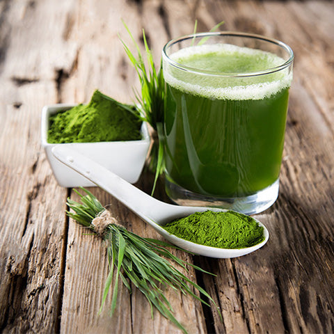 Green smoothie, frullato verde