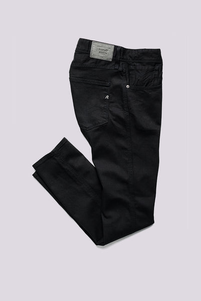 Replay Anbass Slim Fit Jean in Black