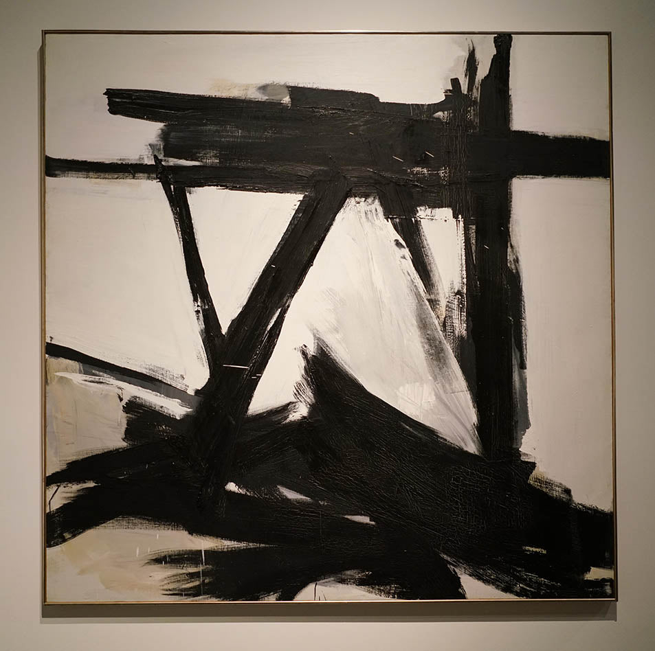 The Ballantine – Franz Kline 1958-1960