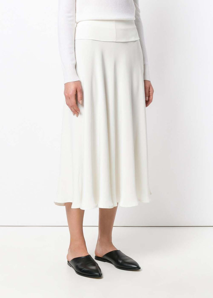 VANESSA SILK SKIRT