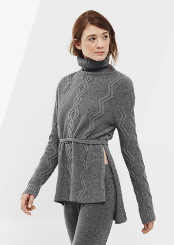 Tosca Cable Knit Jumper