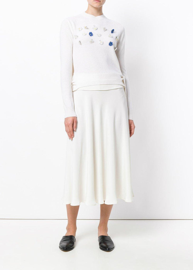 "DAISY ""OYA"" EMBROIDERED JUMPER"
