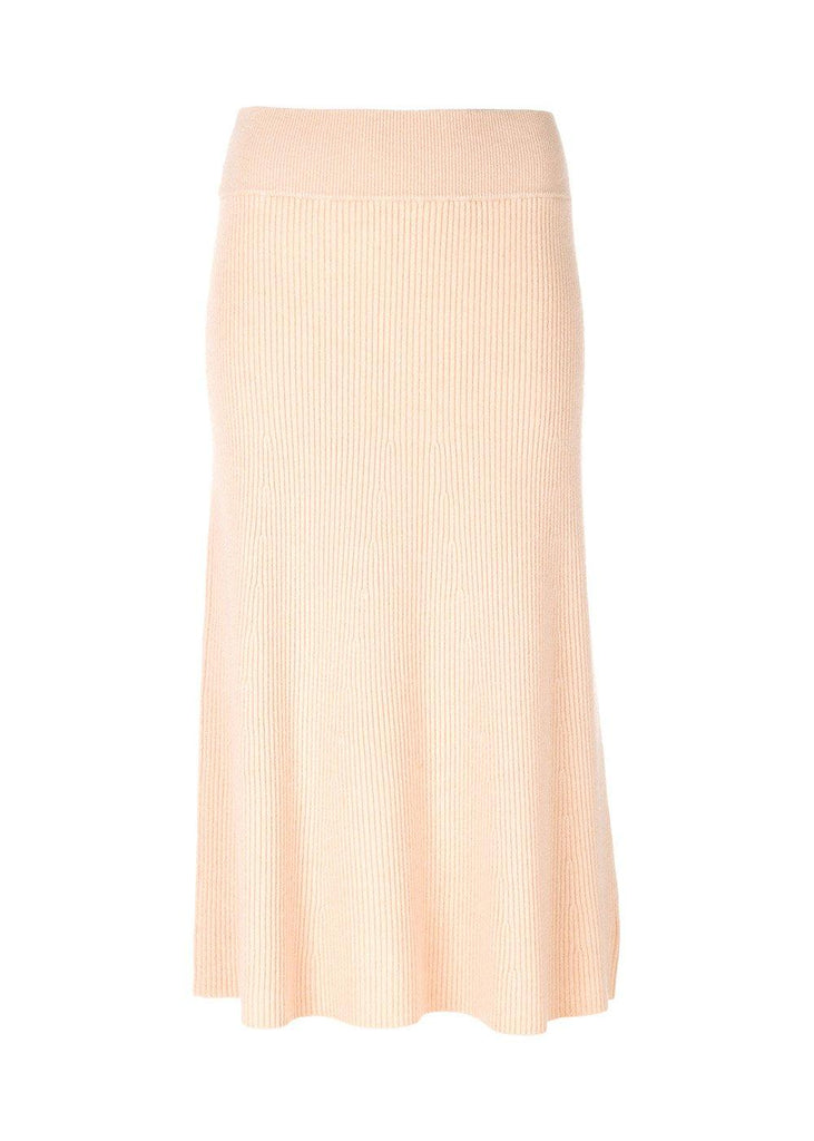Viva Ribbed Knit Skirt