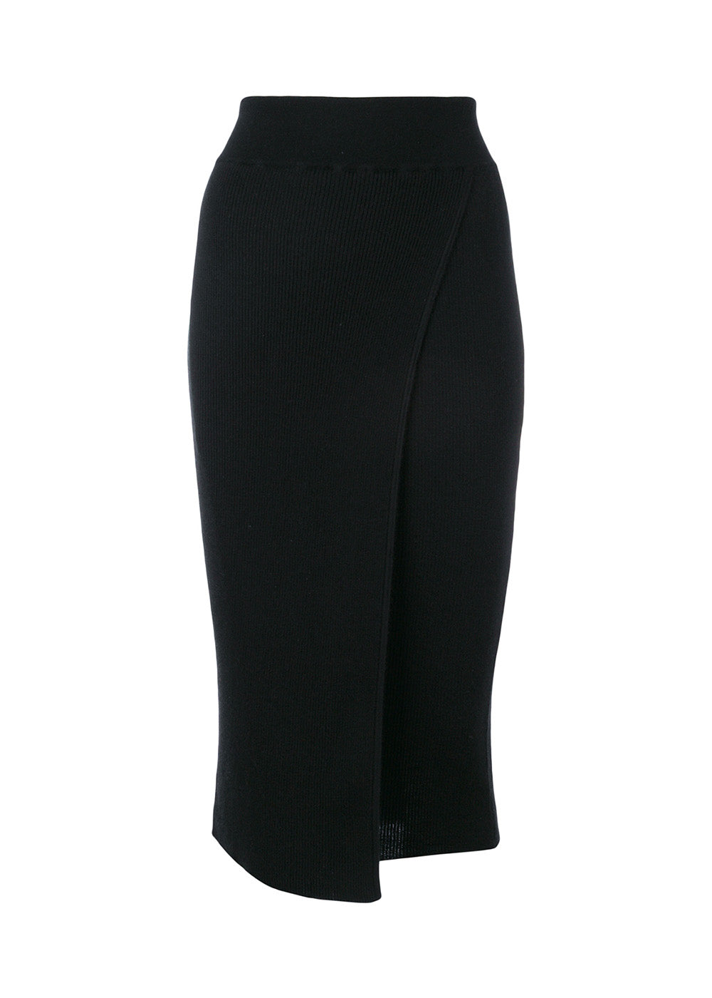 Capri Ribbed Knit Skirt