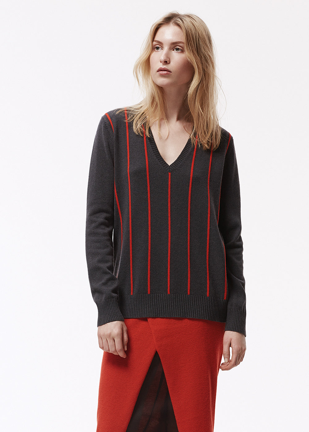 Sanem Striped Jumper