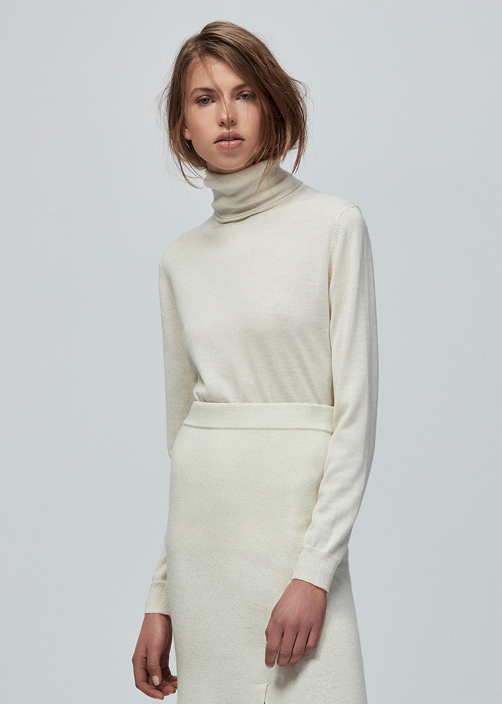 Shayne Roll Neck Jumper