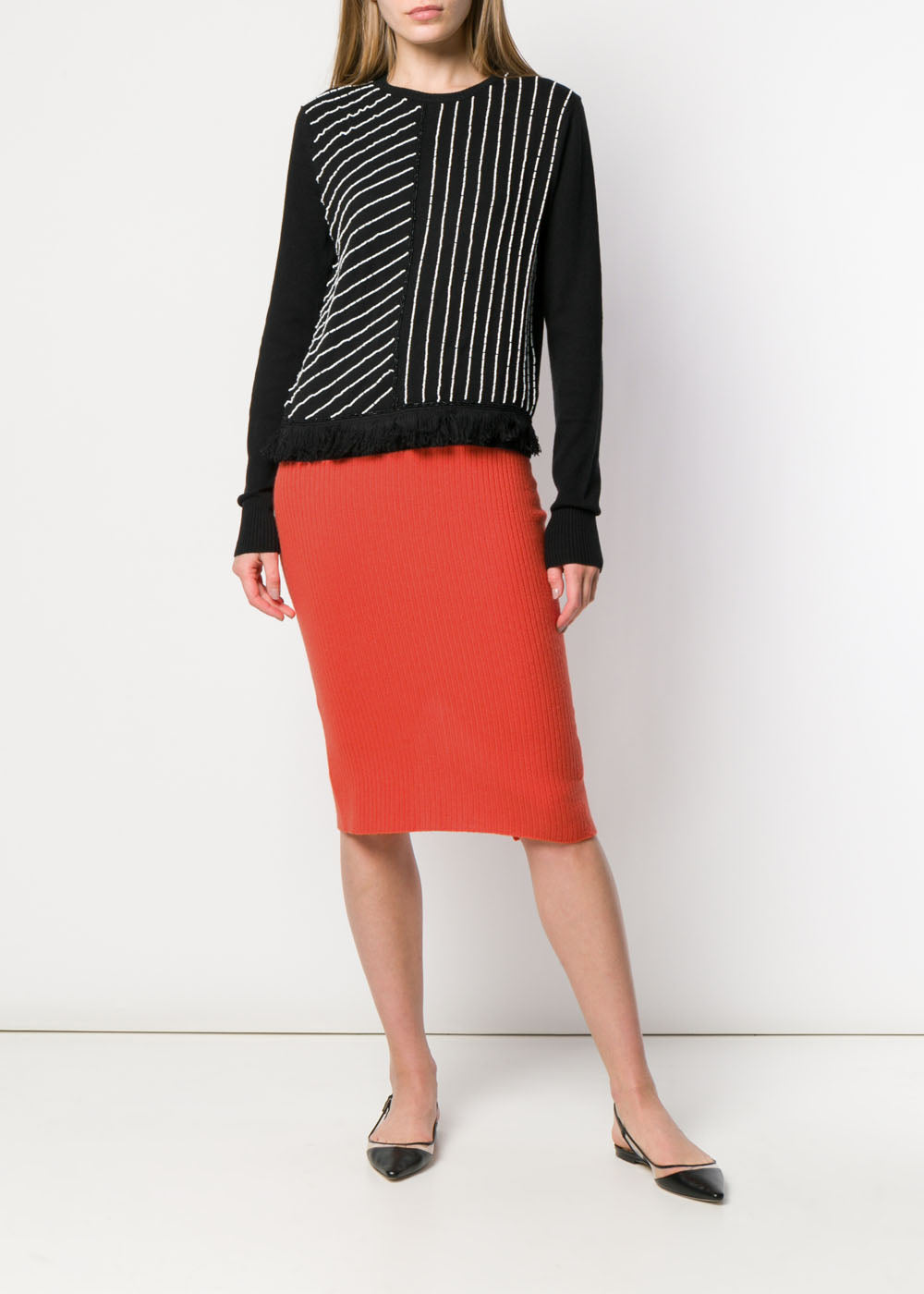 Ten Knit Skirt