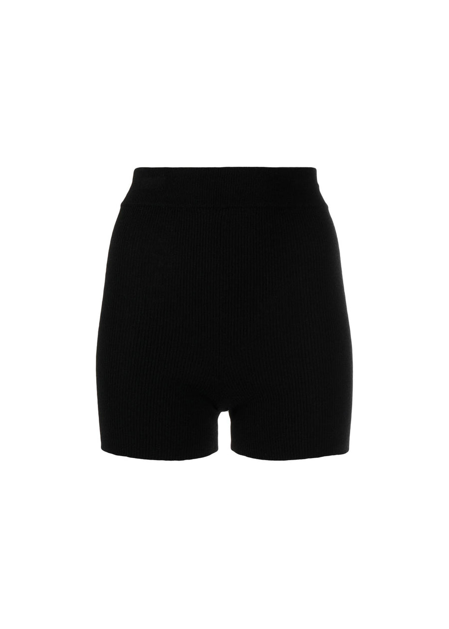 Alexa Fine Mini Biker Short