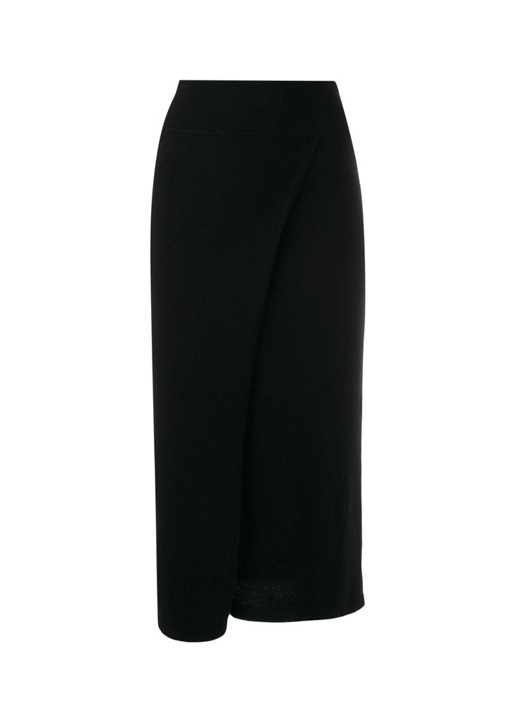 Lucia Wrap Knit Skirt