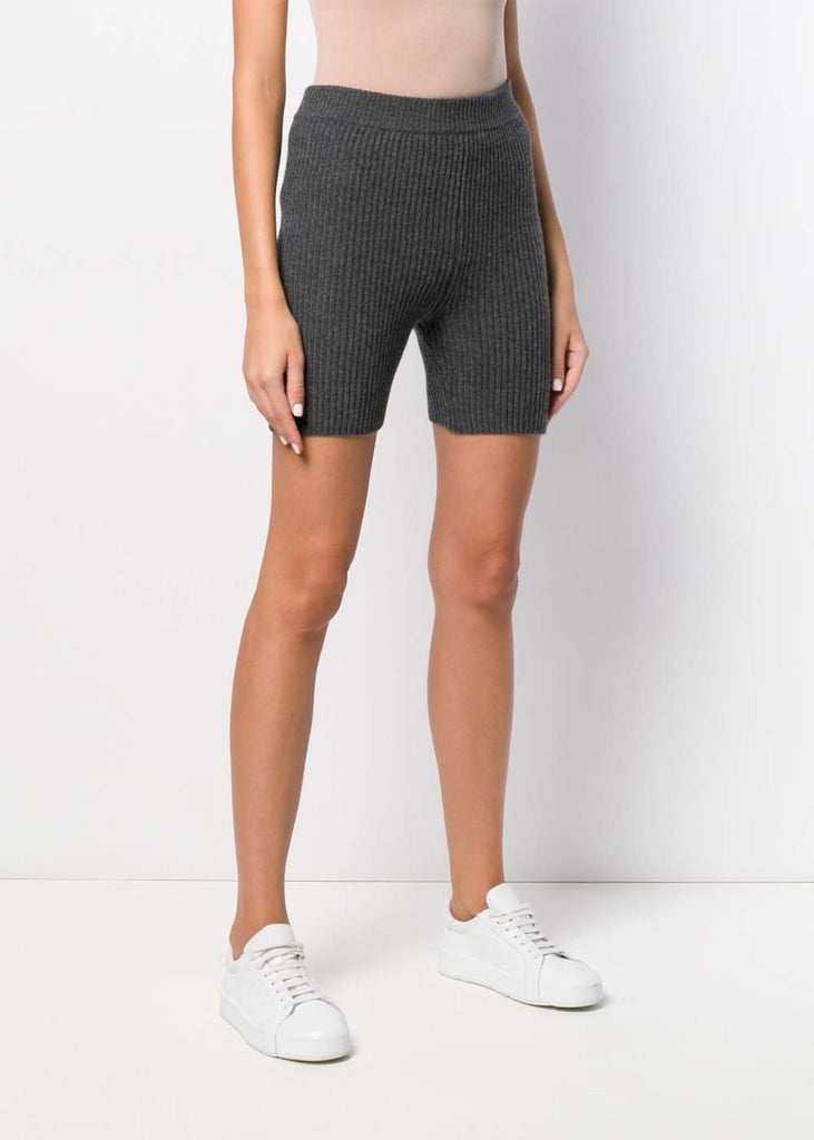 Mira Knitted Biker Short