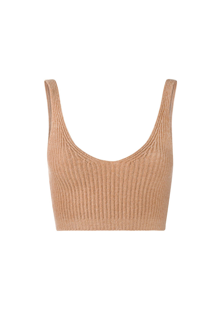 Reese Cashmere Bralette