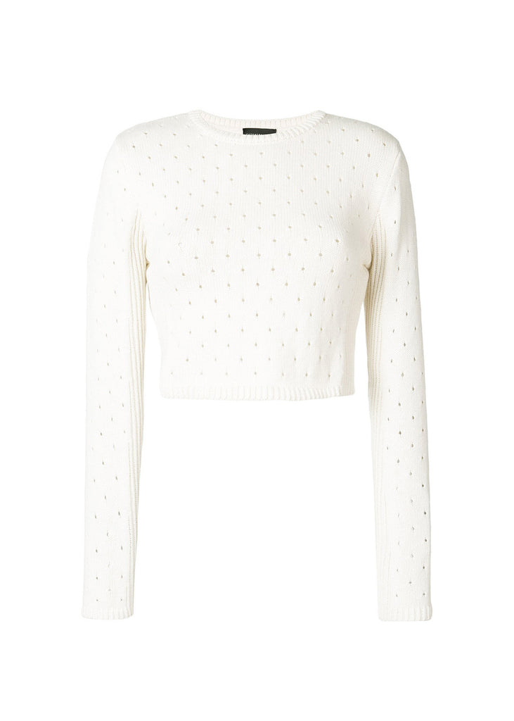 Britta Cropped Jumper