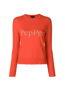 *Pepper* Retro Floral Jumper