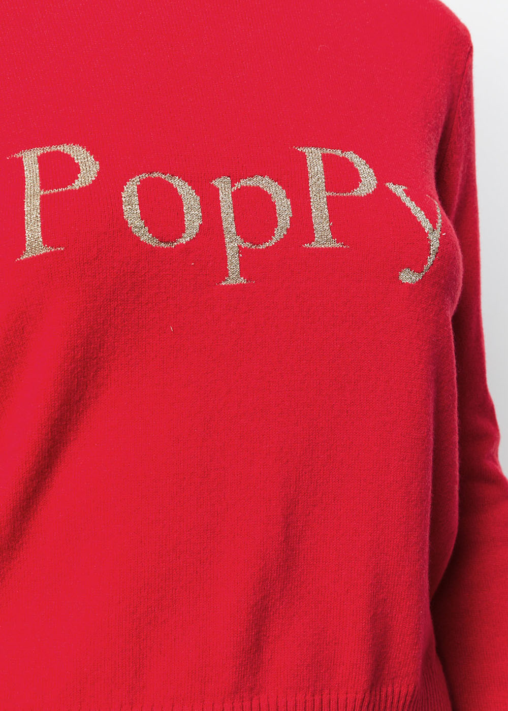 *Poppy* Retro Floral Jumper