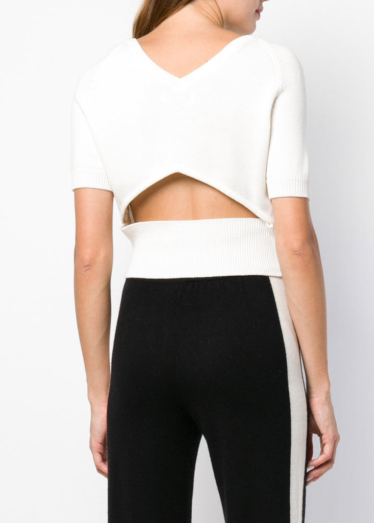 Roseanne Cropped Jumper