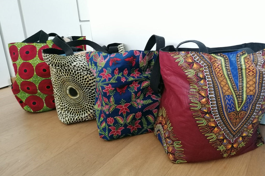 Limited-Edition Colourful Summer Bags