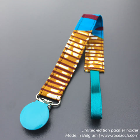 Colourful Pacifier Holder
