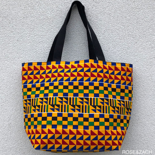 Colourful Large Shopping Bag
