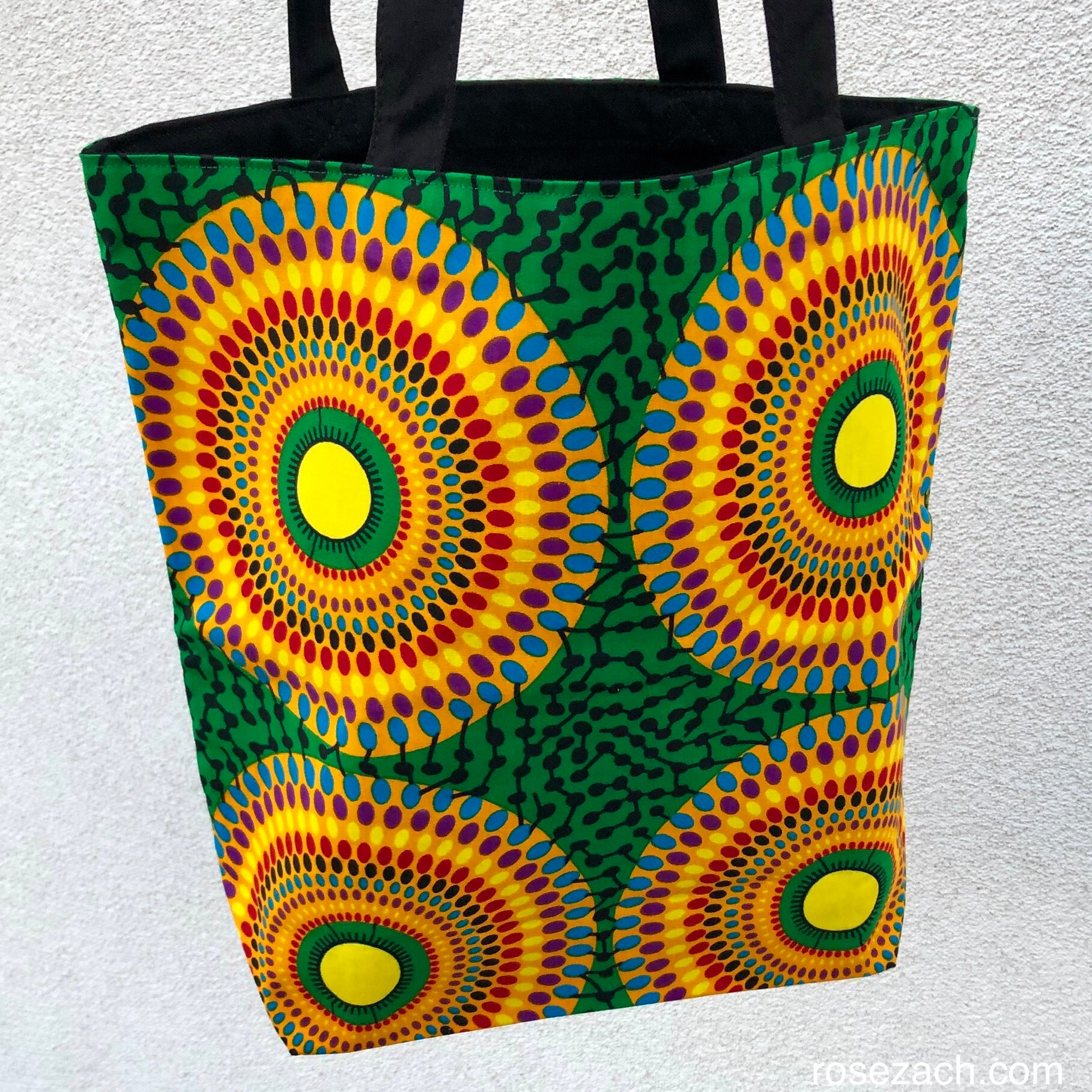 Colourful Shopping Bag