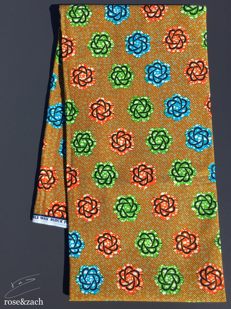 Unique Wax Fabric