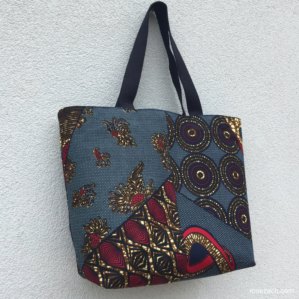 Shopper - Wax Print