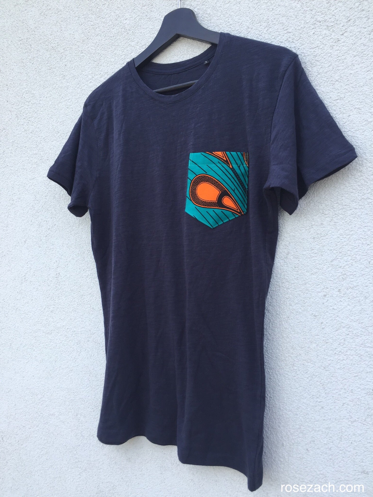 Colourful Pocket T-shirt