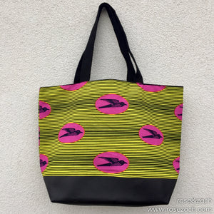 Designer Colourful Large Shopper
