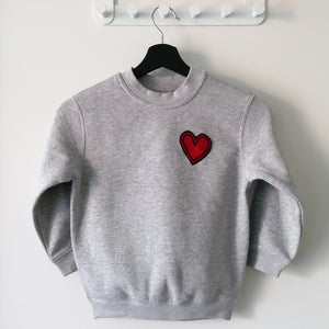 Kids Sweater 'HEART / LOVE'