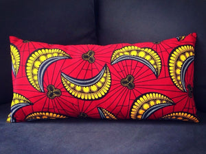 Colourful Decorative Cushion - Wax Print