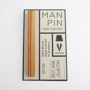 FRUIT WOOD MAN PIN 115/200