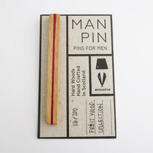 FRUIT WOOD MAN PIN 128/200