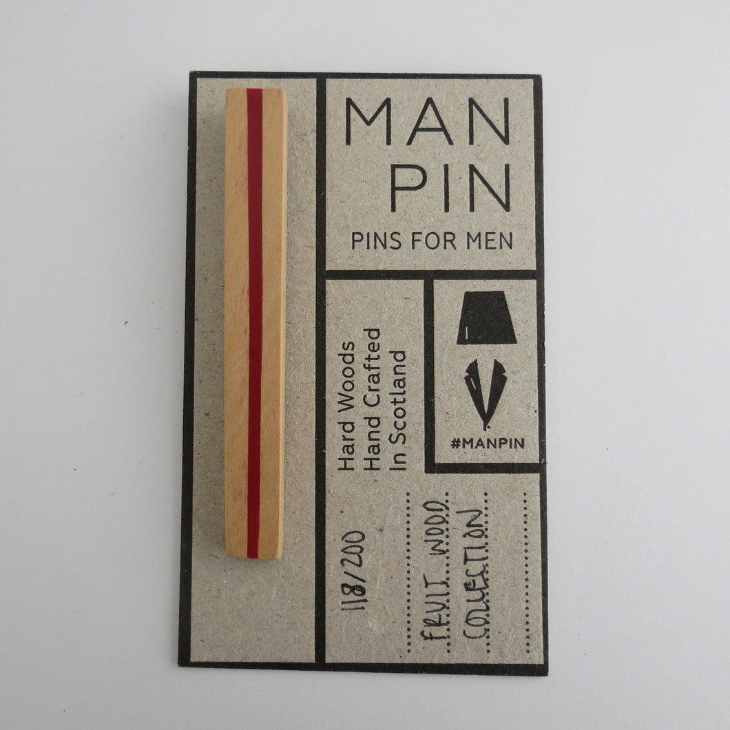 FRUIT WOOD MAN PIN 118/200