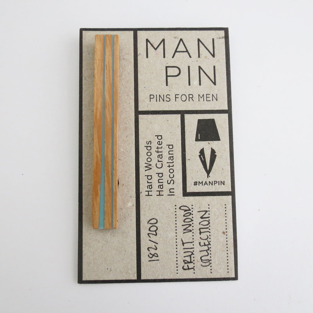 FRUIT WOOD MAN PIN 182/200
