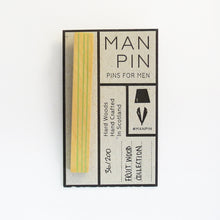 FRUIT WOOD MAN PIN 36/200