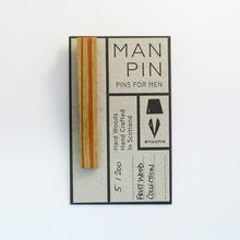 FRUIT WOOD MAN PIN 5/200