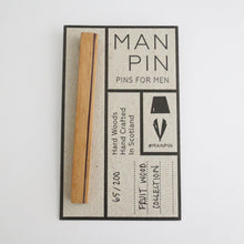 FRUIT WOOD MAN PIN 65/200