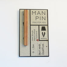 FRUIT WOOD MAN PIN 6/200